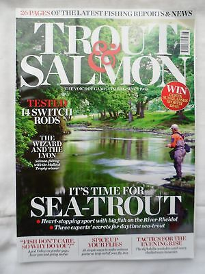 Trout and Salmon Magazine - August 2016 - Sea Trout