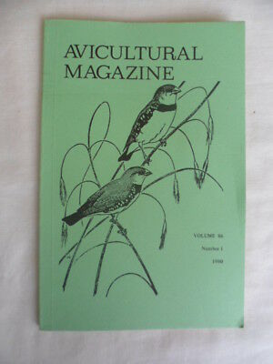 Avicultural Magazine - January / March 1980