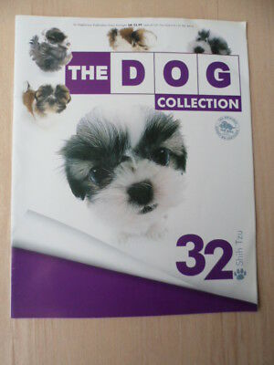Dog collection - Eaglemoss part work # 32 - Shih Tzu