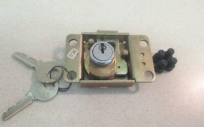 Western Electric AT&T Payphone Lock w/ 2 keys