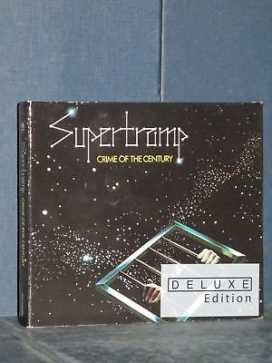 Supertramp - Crime Of The Century - A&M - 2014 - 2CD Deluxe Set 0600753307885