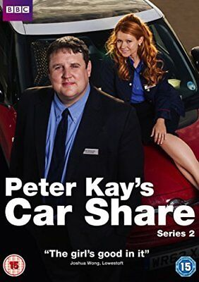 Peter Kays Car Share Series 2  with Peter Kay New (DVD  2017)