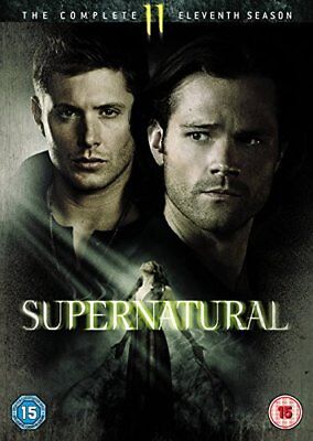 Supernatural - Season 11  with Jared Padalecki New (DVD  2016)