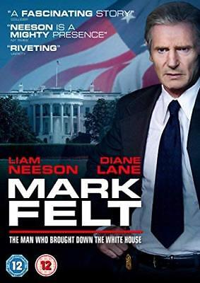 Mark Felt: The Man Who Brought Down the White H with Liam Neeson New (DVD  2018)