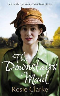 Downstairs Maid by Rosie Clarke New Paperback Book