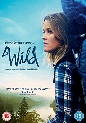 Wild  with Reese Witherspoon New (DVD  2014)