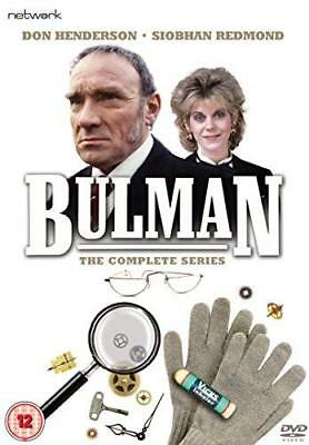 Bulman: The Complete Series  with Don Henderson New (DVD  2018)