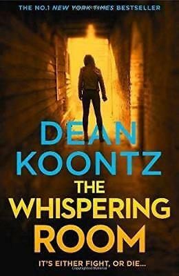 The Whispering Room Jane Hawk Thriller Book 2 by Dean Koontz New Paperback Book