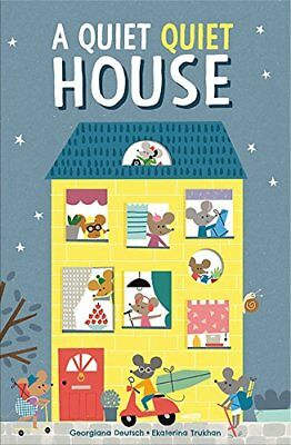 Quiet Quiet House by Georgiana Deutsch New Hardback Book
