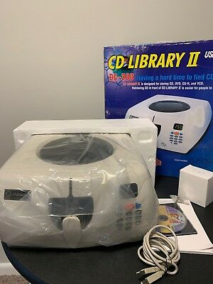 Electric Cd Library Ii Dacal Technology Dc-300