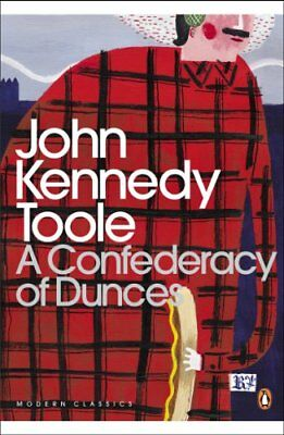 Confederacy of Dunces by John Kennedy Toole New Paperback / softback Book