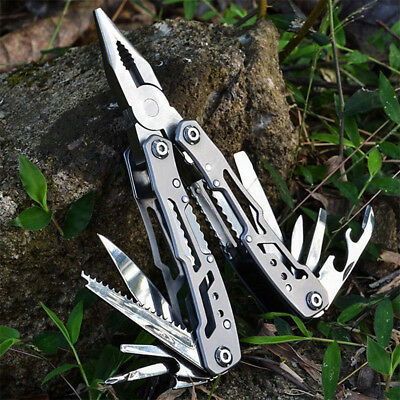 Multifunction Outdoor Camping Emergency Tools Knife with Multi-tool Pliers