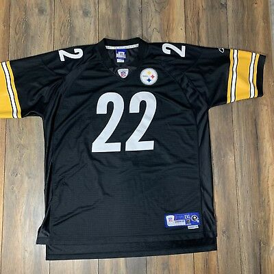 huge discount a3321 ef2d3 DUCE STALEY #22 PITTSBURGH STEELERS AUTHENTIC FOOTBALL ...