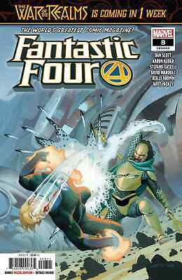 FANTASTIC FOUR 8 VOL 6 2019 1st PRINT NM PRE-SALE 3/27