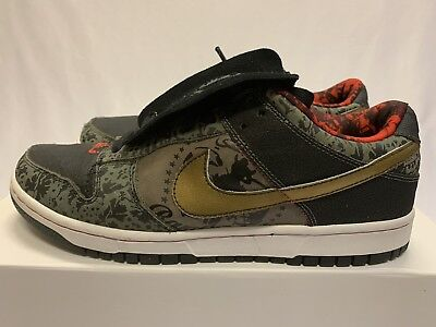 cheap for discount 2ad65 6e86b NIKE DUNK LOW Premium SB Size 10 SBTG Sabotage