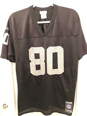 1be3bd34d VINTAGE OAKLAND RAIDERS Jerry Rice White Reebok Jersey Nfl Mens Size ...