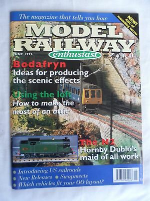 Model Railway enthusiast - June 1995 - How to make the most of an attic