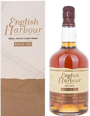 English Harbour Madeira Cask Finish Rum 0,7l, alc. 46 Vol.-%, Rum Antigua