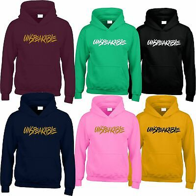 Unspeakable Kids Hoodie Gaming Youtuber Gamer Boys Girls Youtube Gift Top Hooded