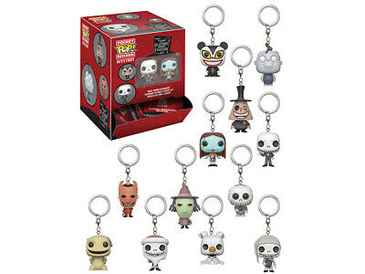 Funko POP ! Pocket Keychain Mystery - NIghtmare Before Christmas - Busta chiusa