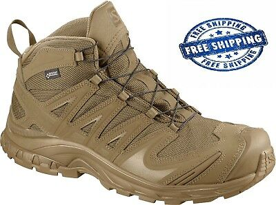 Salomon XA Forces MID GTX 2018 GORE-TEX® Military Boots Schuhe Coyote Brown
