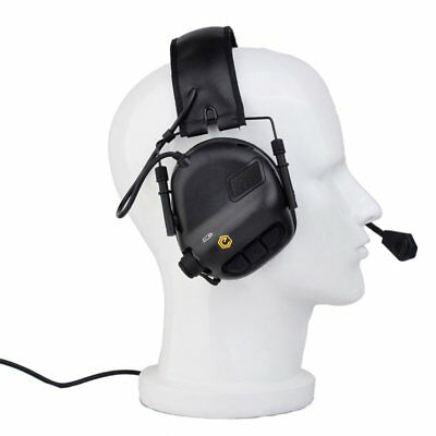 M32 Noise Reduction Earphone Headset For Airsoft Paintball Ear Muff Protection
