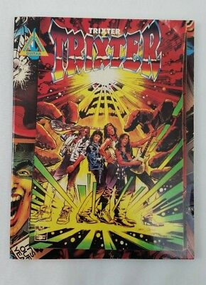 Vintage Trixter -Self Titled - Guitar Tab and Sheet Music Songbook Tablature HTF