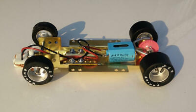 H&R Racing HRCH05 Adjustable Chassis w/ 40,000 RPM Motor 1:24 Slot Car