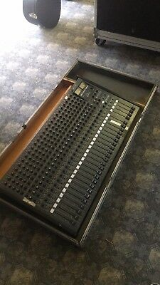 Ev Dynacord 24 channel Mixing Console in Roadcase