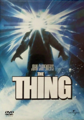 Dvd - The Thing / John Carpenter, Kurt Russel