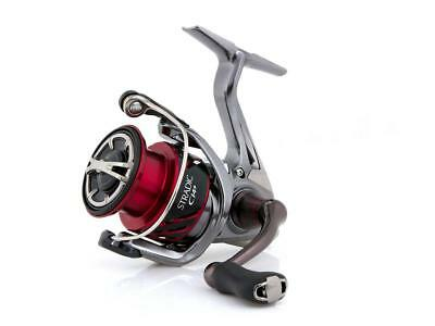 Spinning Rolle Frontbremse Shimano Stradic CI4 STCI44000XGFB 4000 FB XG