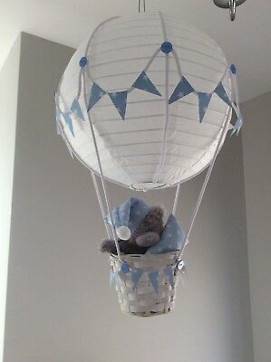 Hot Air Balloon nursery Light shade shade. made to order