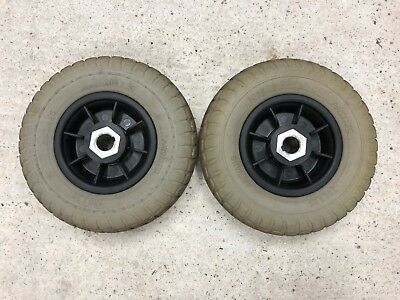 Electric Mobility UltraLite 480 Rear Wheels 200x50 Solid Tyres Mobility Scooter