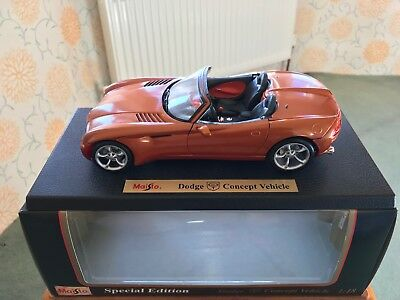 Assorted 1:18 Scale Die-Cast Model Cars