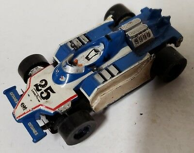 F-1 VaRiEtY DRIVERS HEADS Unused Nice. 12 TYCO HO 1//64th Scale SLOT CAR INDY F1