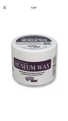 Museum Putty QUAKE HOLD Wax Quake hold! Earthquake 2oz