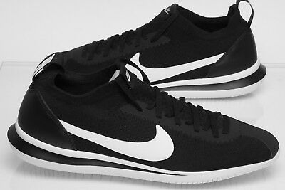 315ae7091e30 NIKE CORTEZ FLYKNIT Trainers UK Size 11 - Black - NEW BOXED - EUR 70 ...