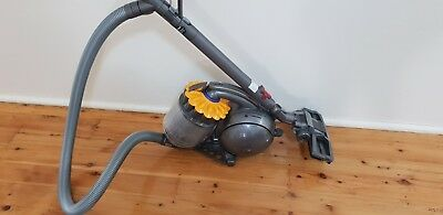 Dyson DC37C Gray Barrel Bagless Vacuum Cleaner