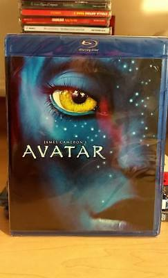 Avatar (Two-Disc Theatrical Edition Blu-ray/DVD Combo)   FREE 1ST CLASS SHIPPING