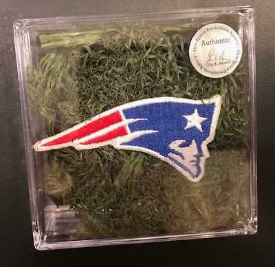 Super Bowl LIII Super Bowl 53 Champions New England Patriots- Own GAME USED TURF
