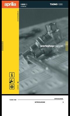 manuale officina (ITA)Aprilia RSV-tuono new 1000 (2004-2009)work manual
