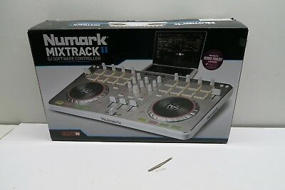 NUMARK MIXTRACK II DJ Software 2 Channel Digital USB Controller
