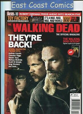 The Walking Dead Official Magazine #10 Cover A - Skybound