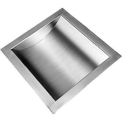 "Cash Window Drop-In Deal Tray 8"" (L) x 10"" (W) For Gas Stations  Banks 304"