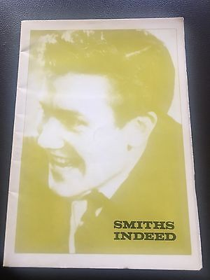 Morrissey / The Smiths Fanzine Smiths Indeed Issue 10 Winter 1988