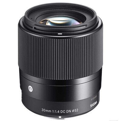 Sigma 30mm F1.4 DC DN Contemporary Lens in Sony E Mount Fit