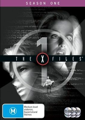 The X-Files : Season 1 (DVD, 6-Disc Set) NEW