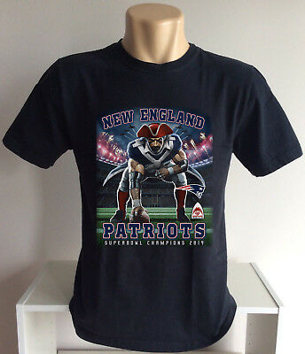 Patriots superbowl champions 2019. t shirt