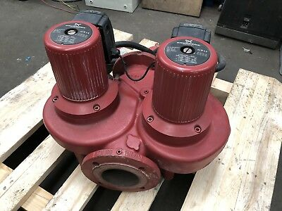 GRUNDFOS TWIN Circulation Pump UPSD100-30F 3-Phase Electric Motor 96402523 DN100