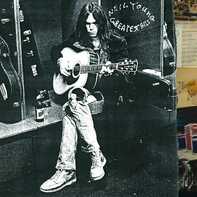 "Neil Young – GREATEST HITS – CD In ""Like New"" Condition!"